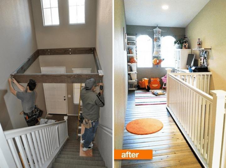 Convert Two Story Foyer To Bedroom : Zajímavé nápady na přestavbu vašeho domu jenbydlenÍ cz