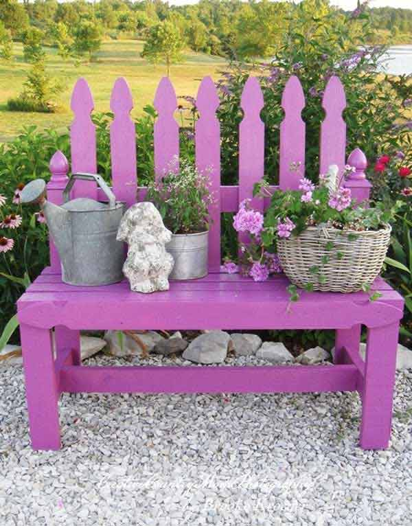 DIY-Benches-for-Garden-24