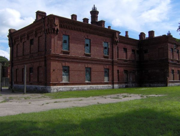 karosta-prison